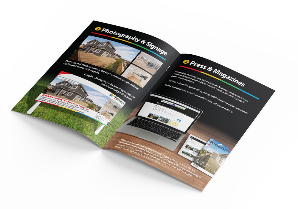 brochure design professionals